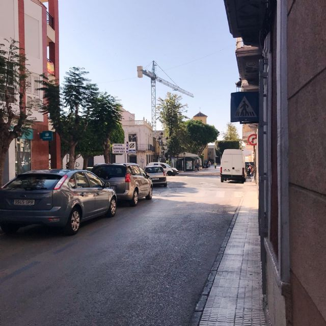 The best contract for works for the conditioning of sidewalks in Juan XXIII Street is awarded, Foto 4