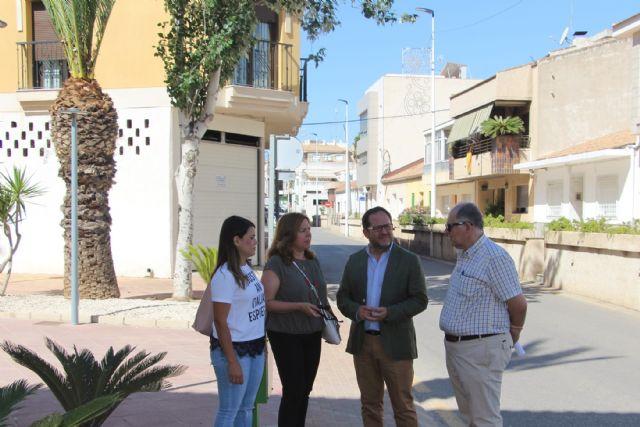 La Comunidad financia obras de mejora del alumbrado en San Pedro del Pinatar por 325.000 euros - 1, Foto 1