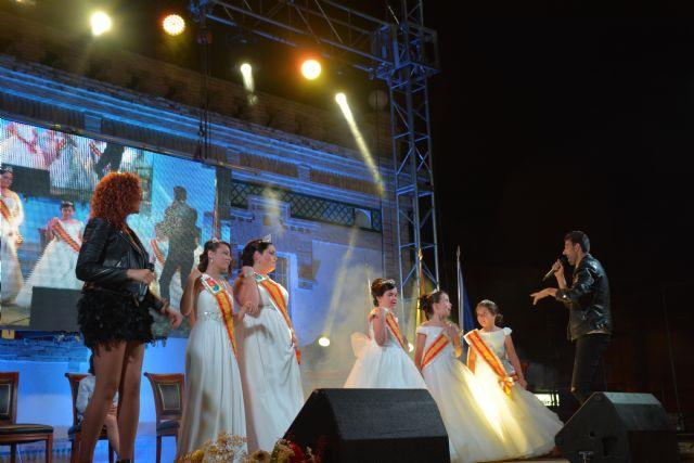 Azucena López e Isabel Guerrero, proclamadas Reinas de las Fiestas de Campos del Río - 1, Foto 1