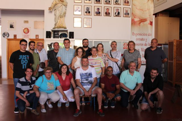 Nueva presidenta Cofradía San Juan Evangelista Alhama, Foto 1