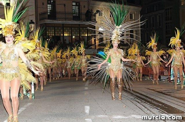 Ocho peñas visitantes participarán como invitadas en el Carnaval de Verano de Puerto de Mazarrón, Foto 1