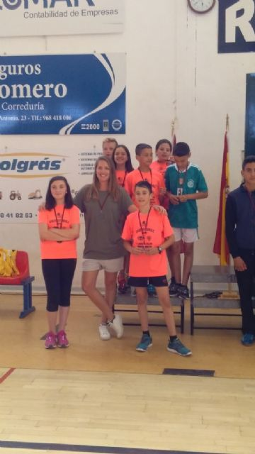 The Santa Eulalia School gets the first place in the Local Stage of School Sports Minivoley, Foto 5