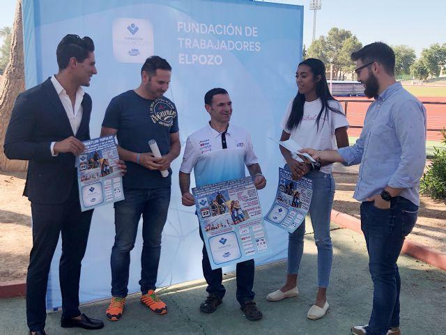 La Fundación de Trabajadores de ELPOZO patrocina y da nombre al Trofeo del X Triatlón Popular Villa de Alhama y de la Mujer por tercer año consecutivo, Foto 2