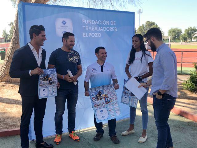 La Fundación de Trabajadores de ELPOZO patrocina y da nombre al Trofeo del X Triatlón Popular Villa de Alhama y de la Mujer por tercer año consecutivo, Foto 3