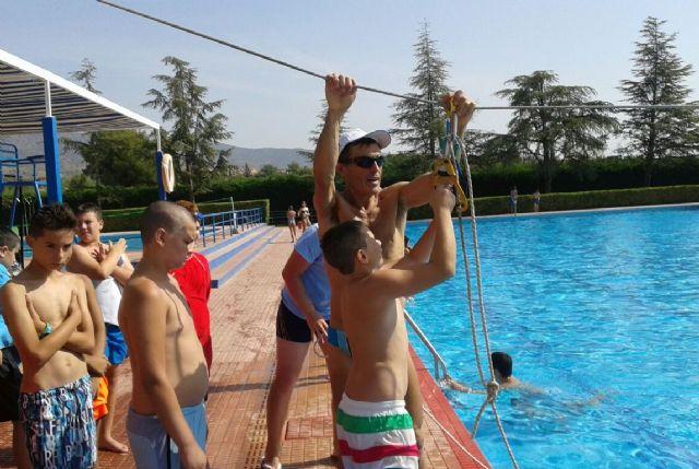 Las piscinas públicas del Polideportivo Municipal 6 de Diciembre y el Complejo Deportivo Valle del Guadalentín estarán abiertas del 1 de julio al 1 de septiembre - 2, Foto 2