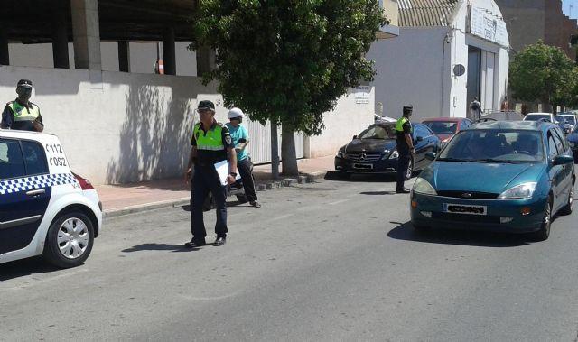 La Policía Local practica 190 pruebas en la campaña especial de vigilancia y control de alcohol y drogas promovida por la DGT, en las que se contabilizan 7 positivas - 1, Foto 1