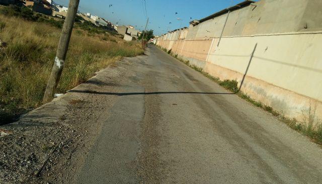 Se inicia el expediente para contratar la rehabilitación y pavimentación del Camino del Cementerio - 2, Foto 2