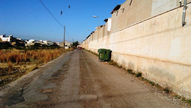 Se inicia el expediente para contratar la rehabilitación y pavimentación del Camino del Cementerio - 3, Foto 3