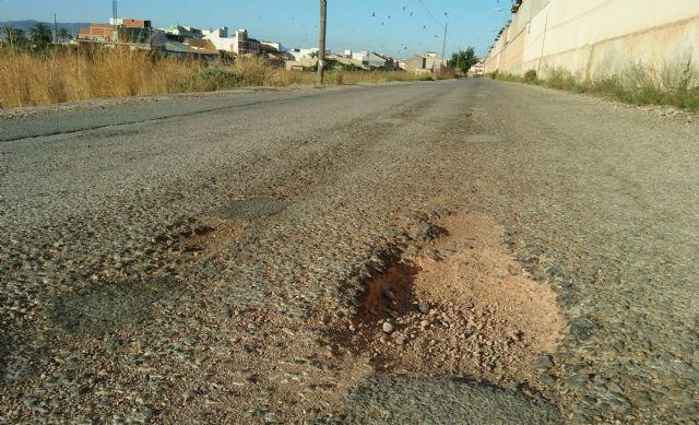 Se inicia el expediente para contratar la rehabilitación y pavimentación del Camino del Cementerio - 5, Foto 5