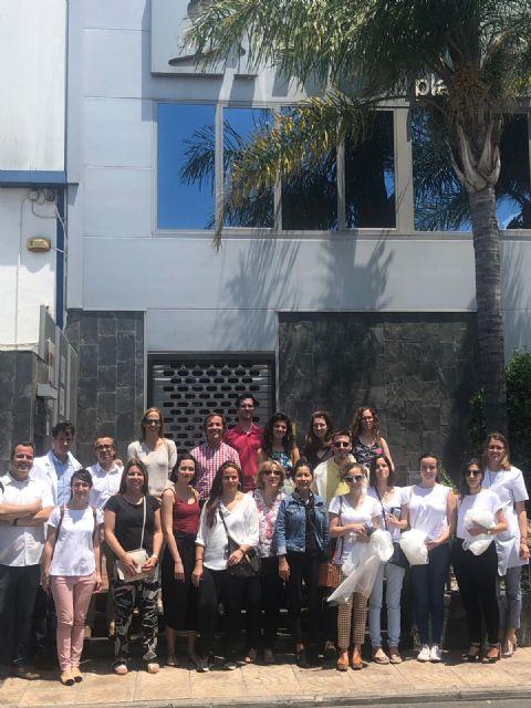El proyecto de Turismo Empresarial de la UMU lleva a la comunidad universitaria a grandes empresas de la Región - 2, Foto 2