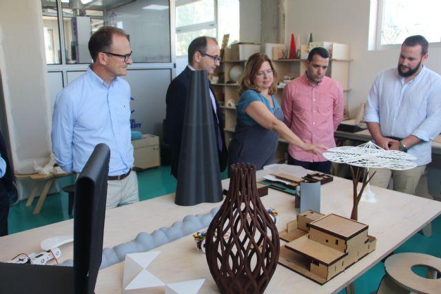 El Ayuntamiento y el Info fomentan el potencial del I+D en las empresas - 2, Foto 2
