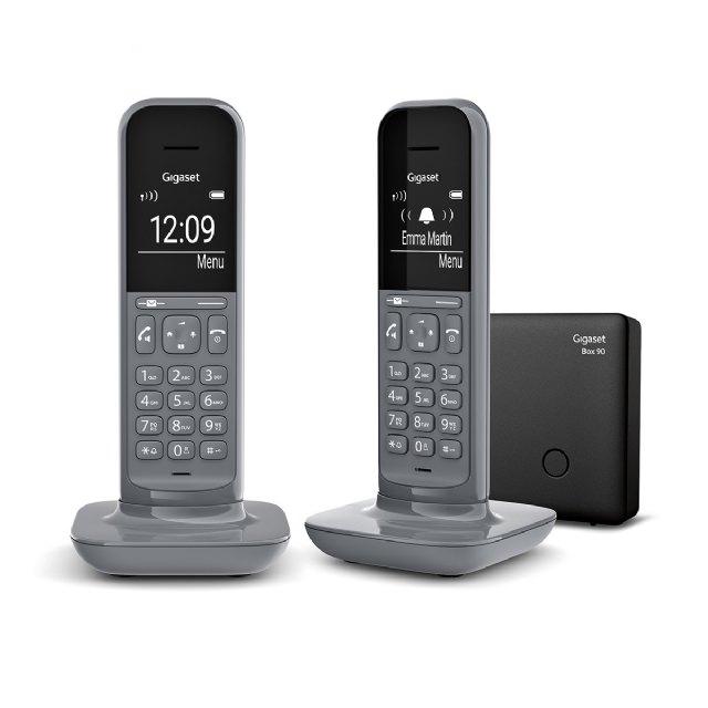 El nuevo Gigaset CL390, un teléfono con un diseño creativo y fresco para los amantes de la línea fija - 1, Foto 1