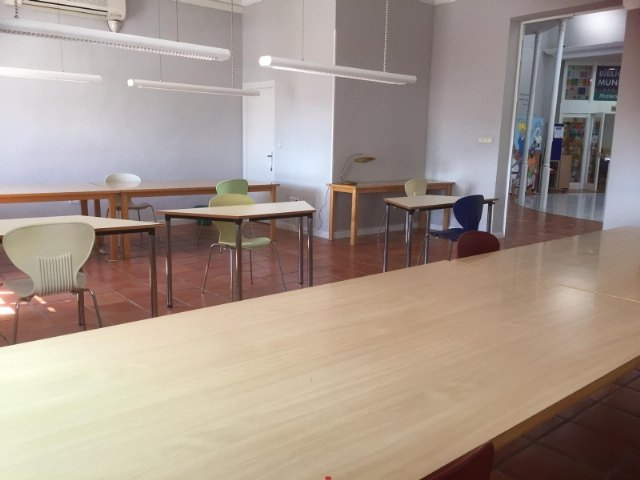 "La Sala de Estudio del Centro Sociocultural ""La Cárcel"" abre a partir del lunes 22 de junio - 1, Foto 1"