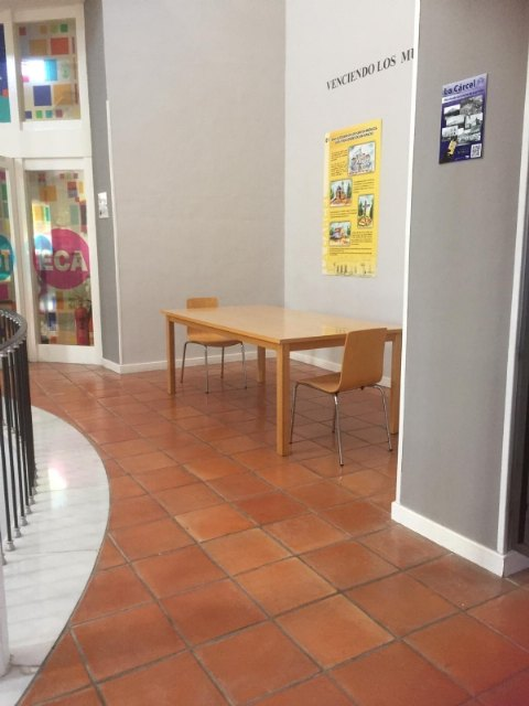 "La Sala de Estudio del Centro Sociocultural ""La Cárcel"" abre a partir del lunes 22 de junio - 4, Foto 4"