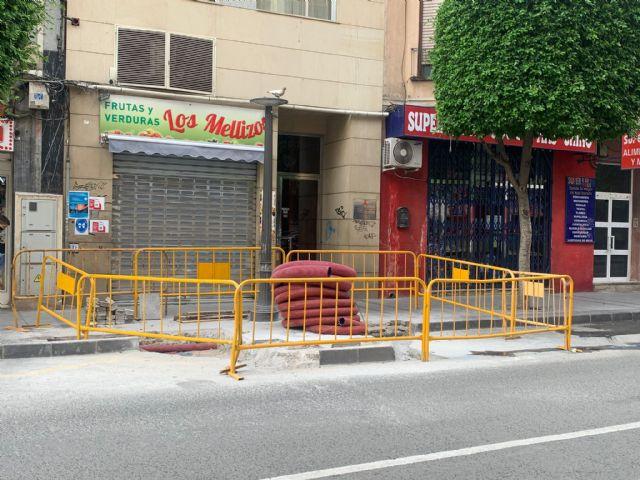 Comienza la instalación de las primeras estaciones de recarga de vehículos eléctricos en Alcantarilla - 2, Foto 2