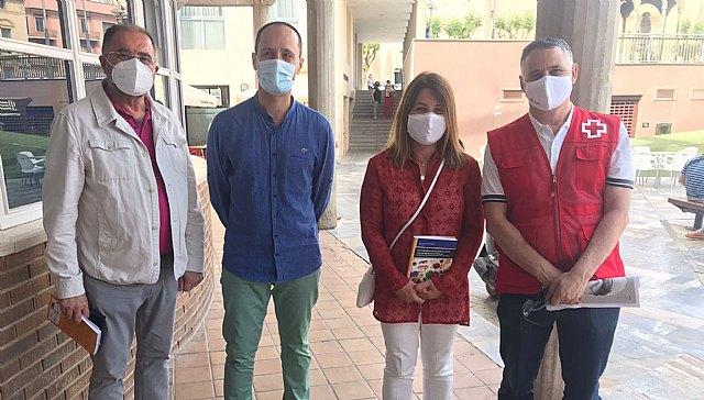 [Alumnas de la Universidad de Murcia consiguen créditos CRAU a través del voluntariado en Cruz Roja de Totana