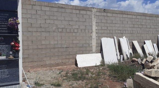 """Se autoriza el proyecto para construir 40 nuevos nichos en el Cementerio Municipal """"Nuestra Señora del Carmen"""" de Totana - 2, Foto 2"""
