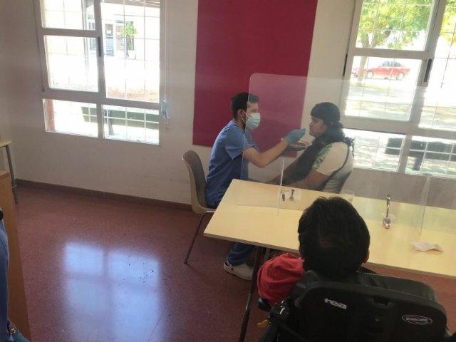 Prorrogan un año el contrato del servicio de comedor-catering de los dos Centros de Día para la Discapacidad - 4, Foto 4