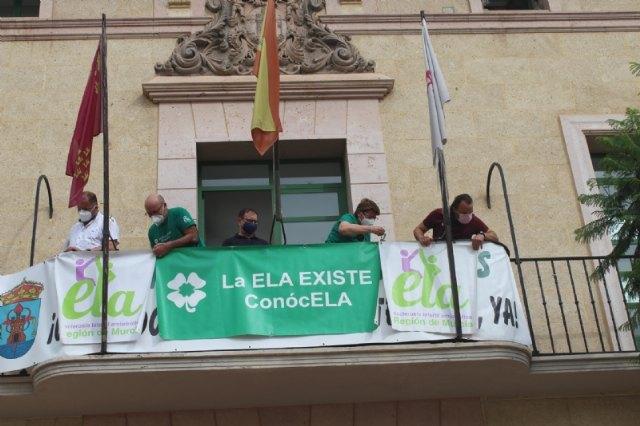 Totana desarrollará el proyecto El Bosque de la ELA en la zona de La Ramblica en memoria de las personas fallecidas por esta enfermedad incurable - 2, Foto 2