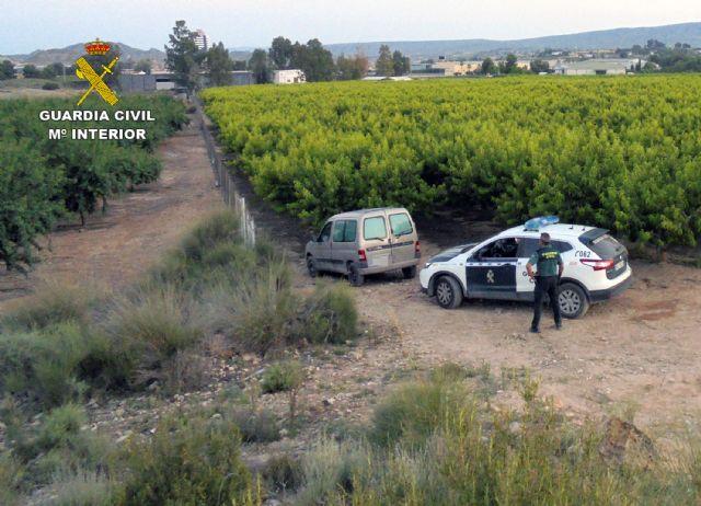 La Guardia Civil detiene a un experimentado delincuente por varios robos en establecimientos  de Abarán - 1, Foto 1