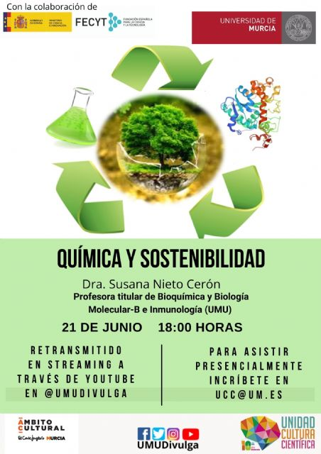 Una conferencia de la UMU y El Corte Inglés resalta la importancia de la química sostenible - 1, Foto 1