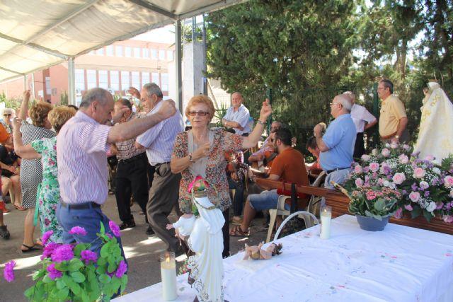 Fin de semana festivo en el Barrio de Los Limoneros en Puerto Lumbreras - 2, Foto 2