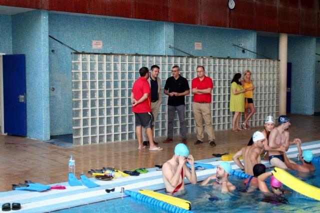 Trece alumnos de socorrismo en instalaciones acuáticas culminan su formación e inician el período de prácticas profesionales - 2, Foto 2
