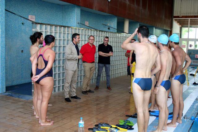 Trece alumnos de socorrismo en instalaciones acuáticas culminan su formación e inician el período de prácticas profesionales - 3, Foto 3
