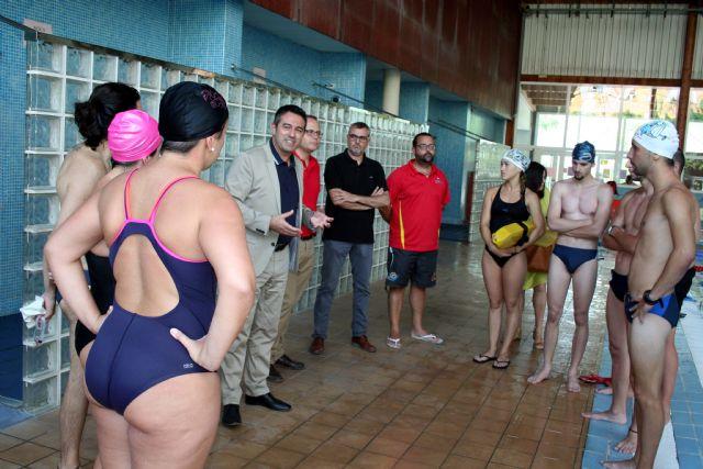 Trece alumnos de socorrismo en instalaciones acuáticas culminan su formación e inician el período de prácticas profesionales - 4, Foto 4