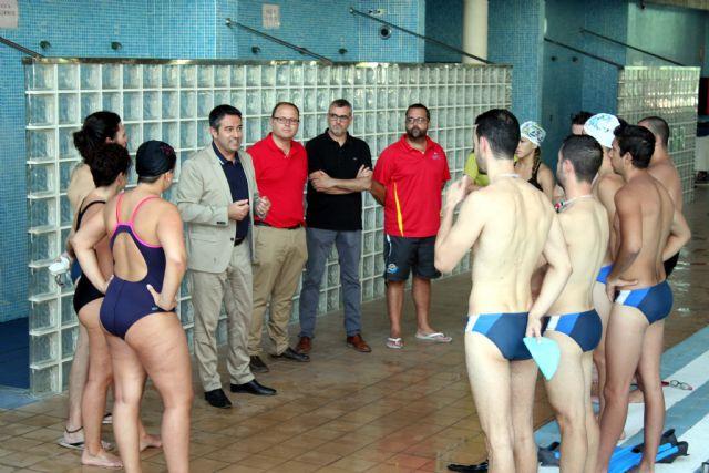 Trece alumnos de socorrismo en instalaciones acuáticas culminan su formación e inician el período de prácticas profesionales - 5, Foto 5