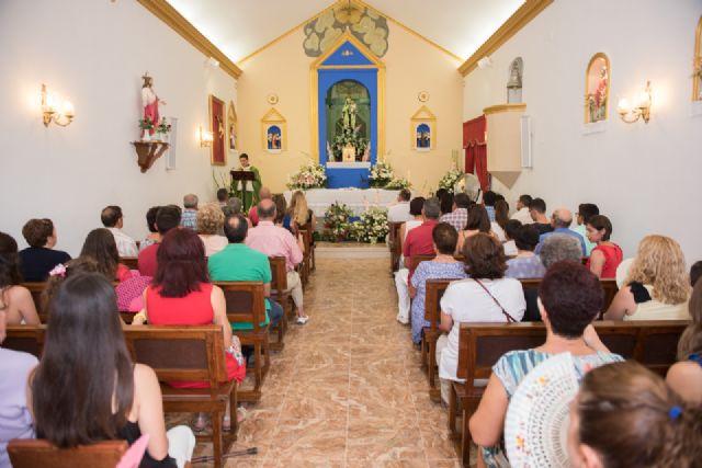 Leiva disfruta de sus fiestas patronales en honor a la Virgen del Carmen - 1, Foto 1