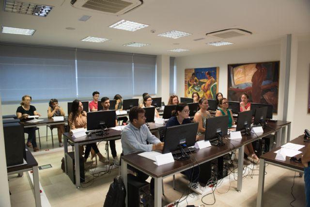 La Universidad del Mar imparte en Mazarrón un curso para mejorar la productividad de los distintos profesionales - 3, Foto 3