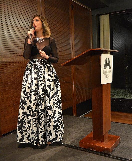 Angélica Galera, recoge la Estrella de Oro a la Excelencia Profesional, Foto 4