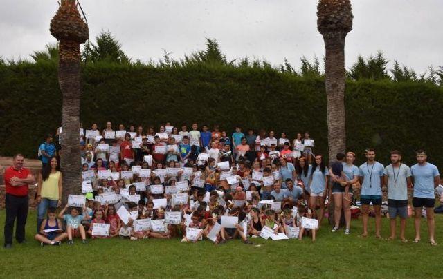 Se clausura la primera quincena de la Escuela de Verano 2017 - 4, Foto 4