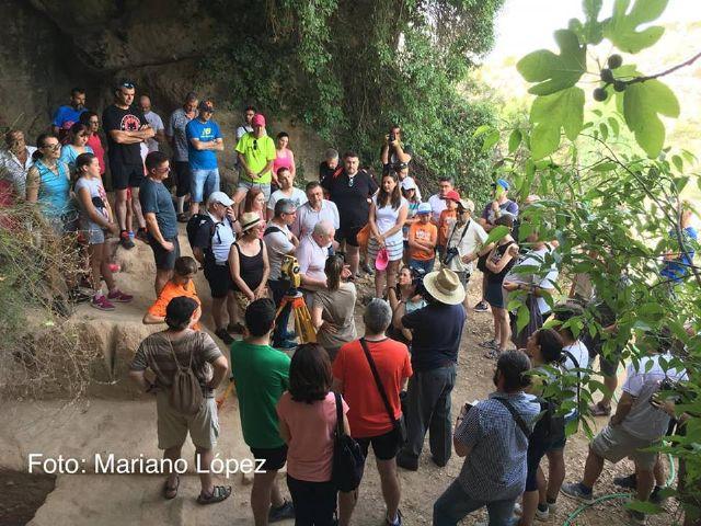 La Cueva Negra centra la atención de científicos internacionales como lugar clave para el estudio de la evolución humana - 3, Foto 3