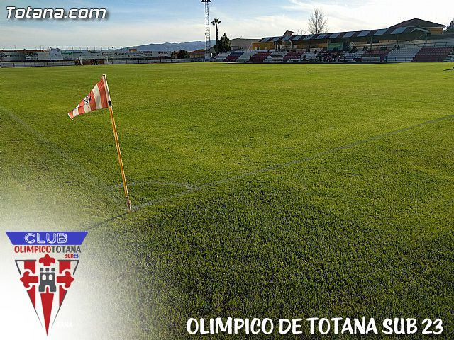 Olímpico de Totana Sub 23 - 1, Foto 1