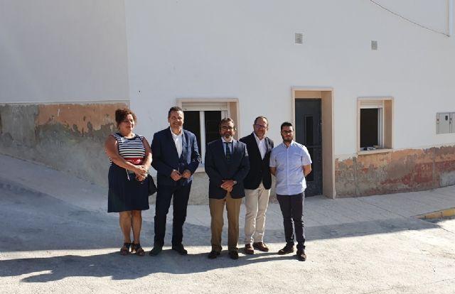 Remodelado el Centro Cultural de Macisvenda por más de 52.000 euros con cargo al Plan de Obras y Servicios de la Comunidad - 1, Foto 1