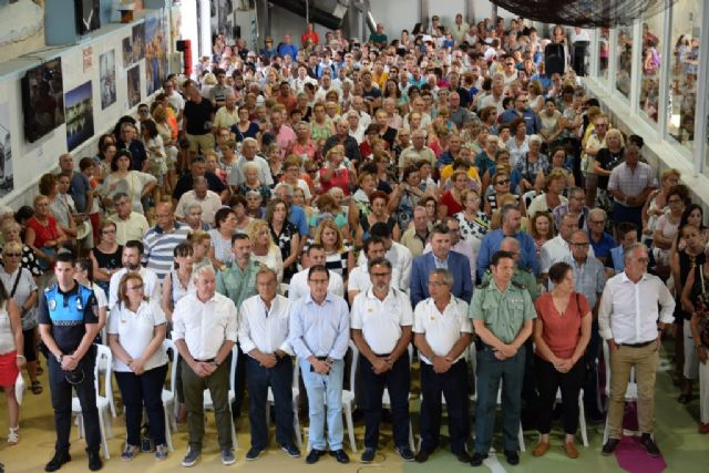 Una multitudinaria celebración arropa a la Virgen del Carmen en Puerto de Mazarrón, Foto 1