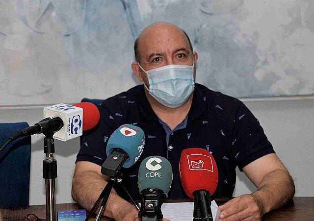 La aparición de un caso positivo de Covid-19 en Cieza obliga al aislamiento de una planta del hospital - 1, Foto 1
