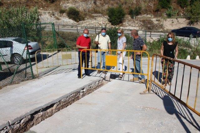 El Ayuntamiento renueva más de 2 km de tubería de agua potable en Gebas - 1, Foto 1