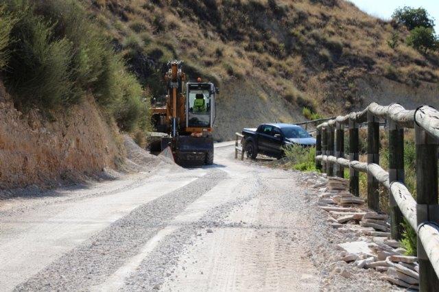 El Ayuntamiento renueva más de 2 km de tubería de agua potable en Gebas - 2, Foto 2