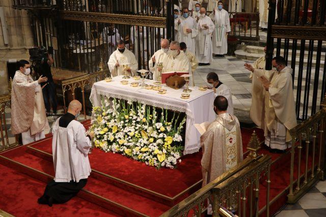 Jesús, Juan Pablo, David y Joaquín, cuatro nuevos sacerdotes para la Diócesis de Cartagena - 2, Foto 2