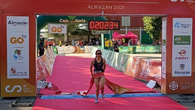 Natalia Hidalgo y Sergio Baxter ganan el Triatlón de Almazán, primer clasificatorio para el campeonato de España distancia olímpica - 2, Foto 2