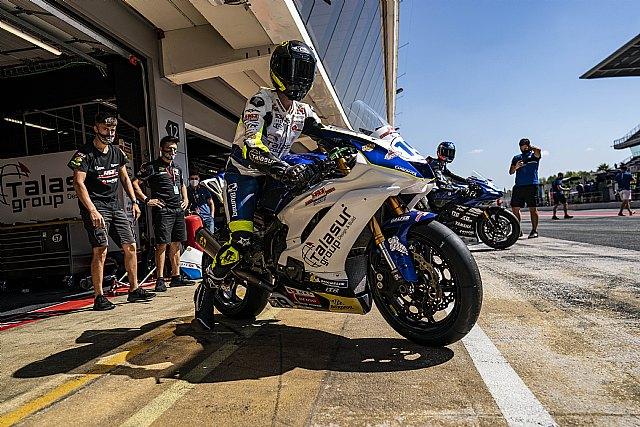 Carlos Cano logra su primera victoria en Moto4 con el H43 Team Nobby - 2, Foto 2