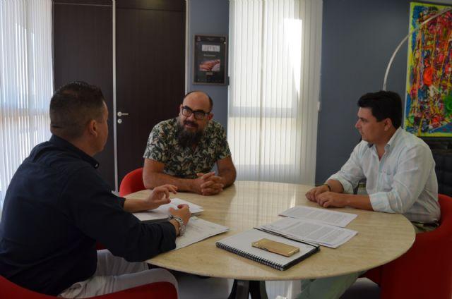 San Javier se suma al proyecto LIFE para Conservación  y gestión integral de las praderas de posidonia en la Región de Murcia - 1, Foto 1