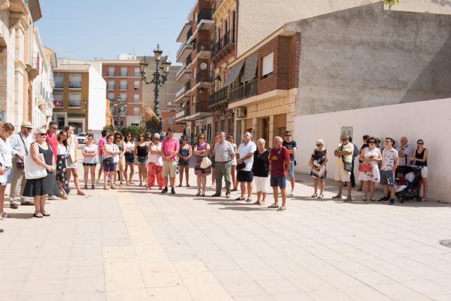 Minuto de silencio en memoria de las víctimas de los atentados de Cataluña - 2, Foto 2