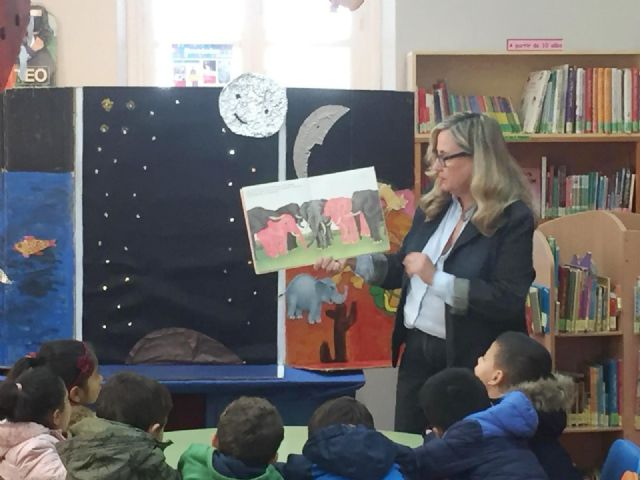 """More than 2,700 Infant and Primary school students participate in the """"Travel with us"""" Reading Animation program, Foto 1"""