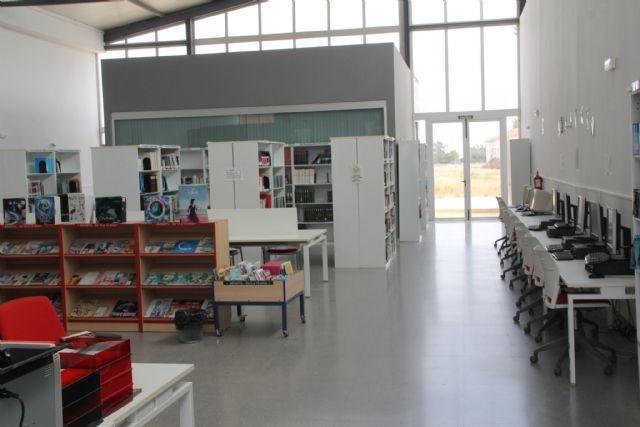 El Esparragal-La Estación contará con un aula de nuevas tecnologías con equipos de última generación para combatir la brecha digital - 1, Foto 1