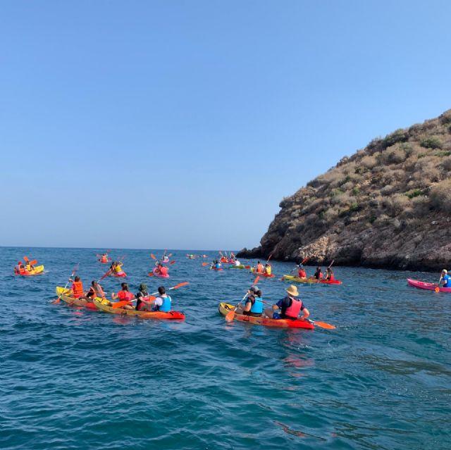 Mazarrón celebra la Semana de la Juventud con actividades acúaticas seguras frente a la Covid-19 - 3, Foto 3