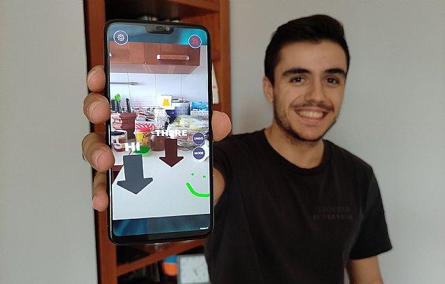 Desarrolla una aplicación móvil que permite la asistencia remota a través del uso de realidad aumentada - 1, Foto 1